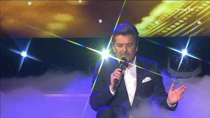 Thomas Anders - Ewig mit Dir & Do they know It's Christmas (MDR HD 08.12.2018 Weihnachten bei uns)