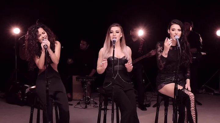 Nicoleta Nuca feat Inna & Antonia - Nu sunt (Live Cover HD) | Music Planet