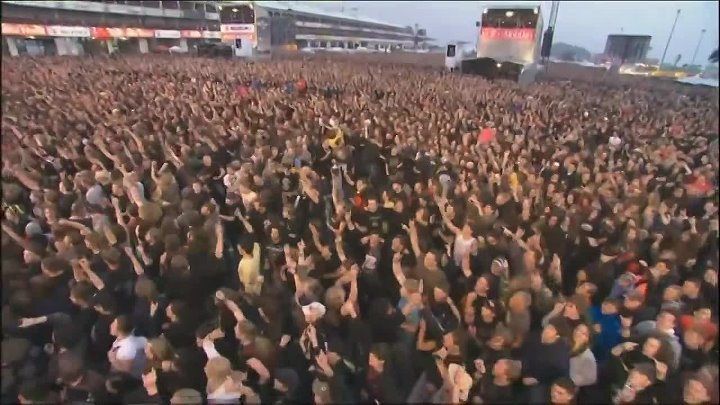 The Offspring - Self Esteem (Live at ROCK AM RING 2008) HD