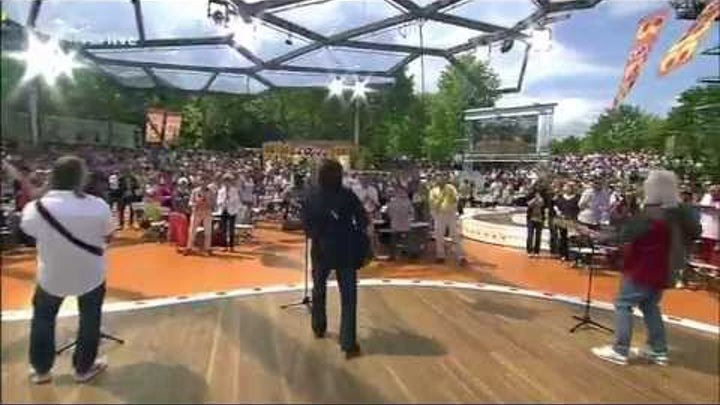 Smokie - Needles And Pins(ZDF HD - Fernsehgarten 18.05.2014)