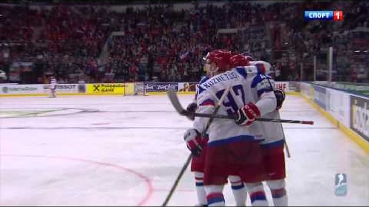 Россия-США 6:1 хоккей ЧМ 2014 RUS-USA 6:1 ice hockey IIHF 2014 Minsk World championship