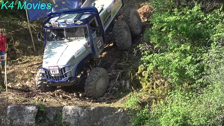 France 2018 6x6 Урал Truck № P07