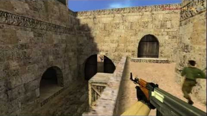 Counter Strike: one point six - vez and scudd