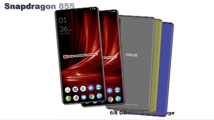 Asus Zenfone 6 (2019) - First Look, Specs, Trailer, Concept, Introduction, Price & Release Date !