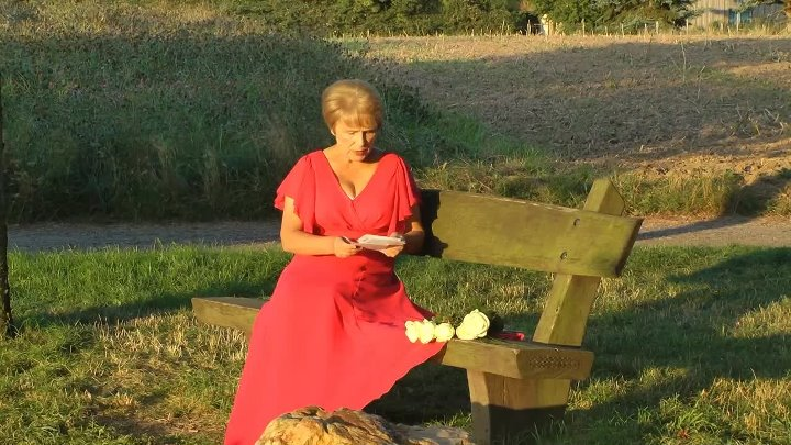 """Tina Wedel """"Witte ROOSE 1"""" Text und Gesang, Musik: Andreas Melzer"""
