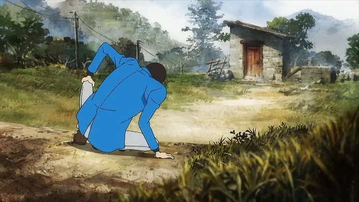 [GSK][SNC]Lupin_III_Part_V_15_VOSTFR_720p_8bits(Sa relation avec Lupin)