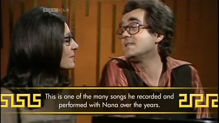 I will wait for you... Nana Mouskouri and Michel Legrand- YouTube