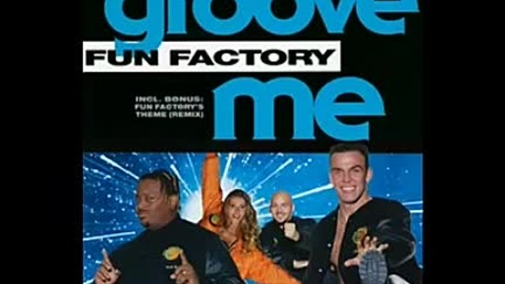 Fun Factory - groove me (The Darth Vader Remix) [1993]