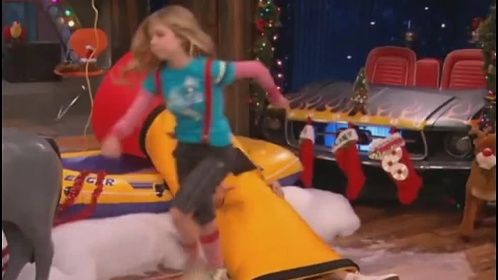All I Want For Christmas Is You - iCarly Style!