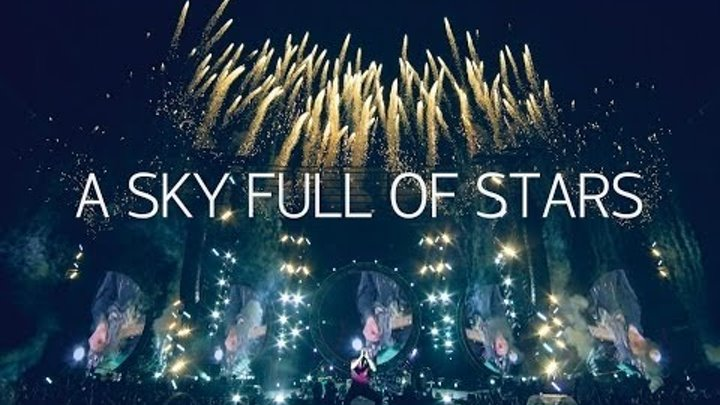 Coldplay - A Sky Full Of Stars (Andre Carasic cover)