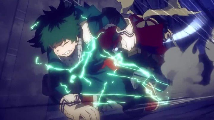Boku no Hero Academia Season 2【AMV】 ► Savage Teamwork