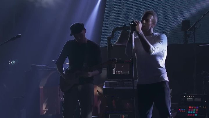 Coldplay - Always In My Head (live 2014)