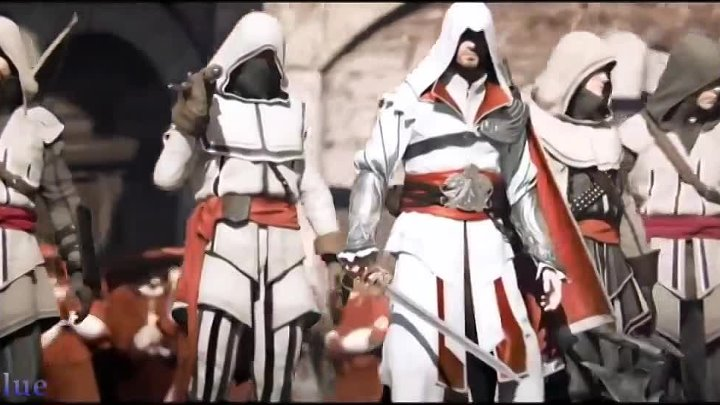 A & Z - Assassin-u0027s Creed II (Main Theme Remix) [Music Video]