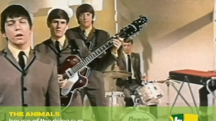 The Animals - The House Of The Rising Sun!