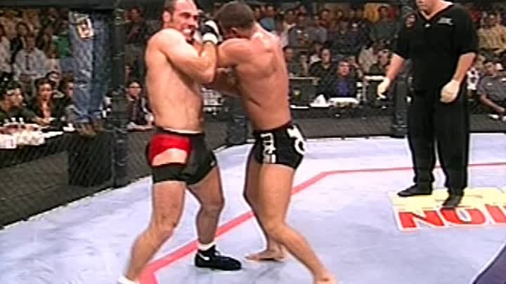 Vitor Belfort vs Randy Couture I _UFC 15