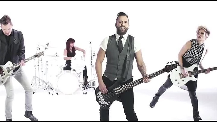 Skillet - 'Not Gonna Die' [OFFICIAL MUSIC VIDEO]