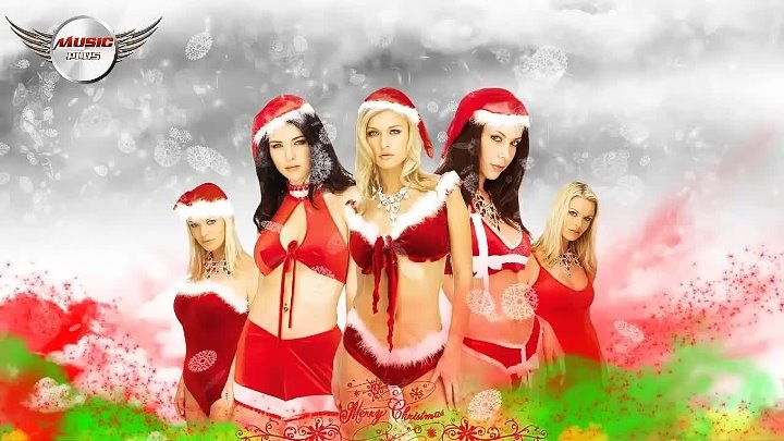 Merry Christmas 2019 - Dj Nonstop Remix - Best Christmas Songs Mix 2019 - Mix Medley