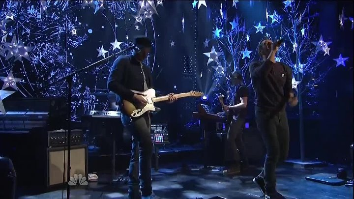 Coldplay - A Sky Full of Stars (Saturday Night Live 03-05-2014)
