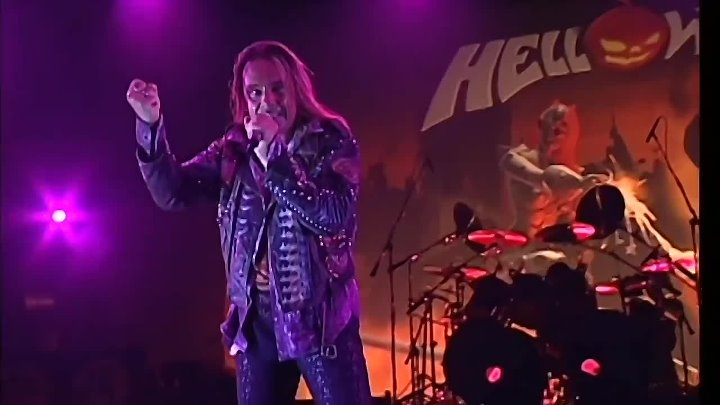 HELLOWEEN - A Tale That Wasn't Right (Live On 3 Continents) HD