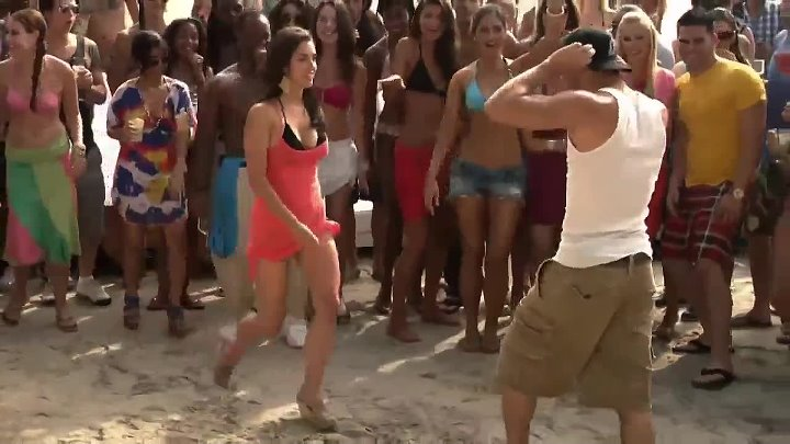 Шаг вперед 4 (Step Up Revolution) фрагмент 4