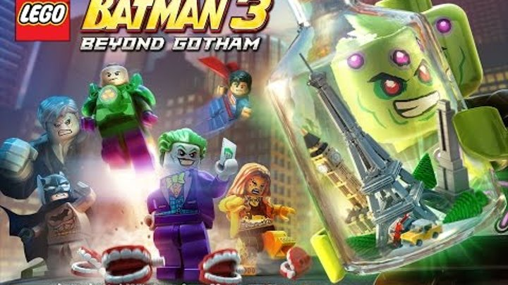 Lego Batman 3:Beyond Gotham [7] - же сюи бэтмен