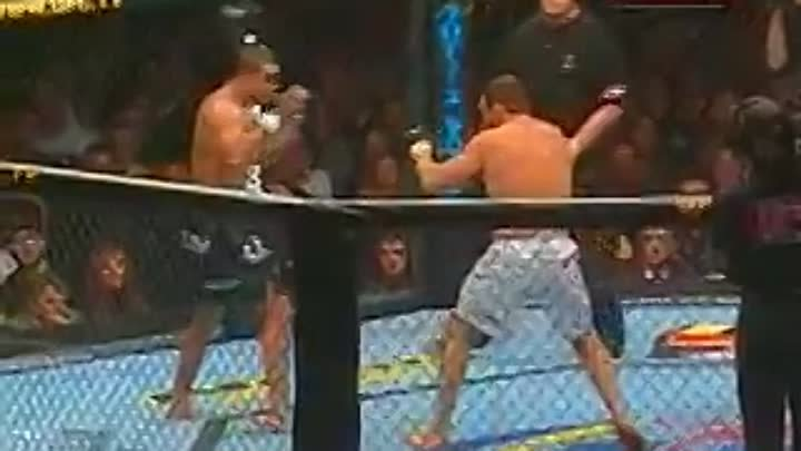 Randy Couture vs Vitor Belfort (2)