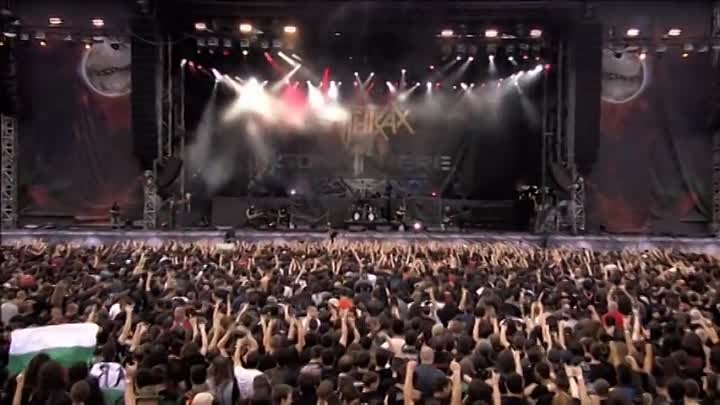 Anthrax - Be All, End All