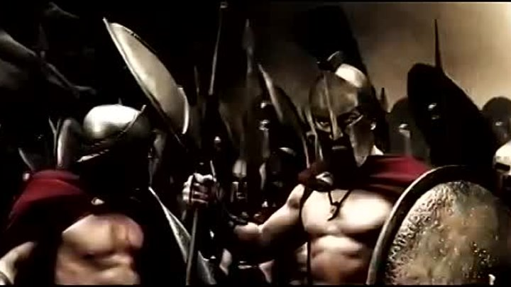300 Спартанцев - Two Steps From Hell -- Strength Of A Thousand Men(HD Music Video) (1)