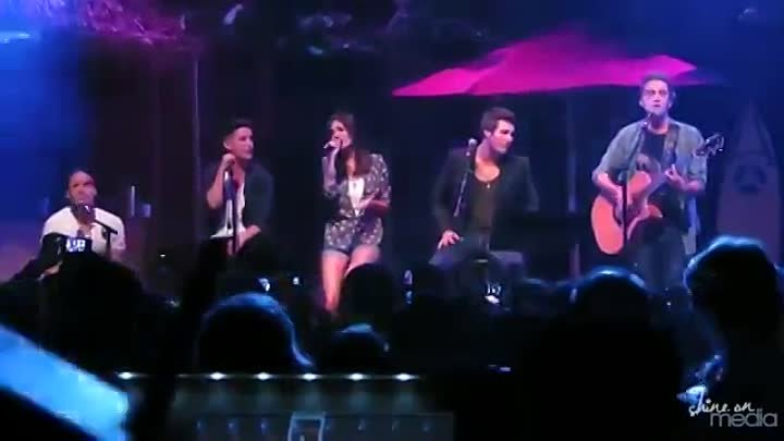 Big Time Rush Victoria Justice I Knew You Were Trouble Taylor Swift Cover [HD