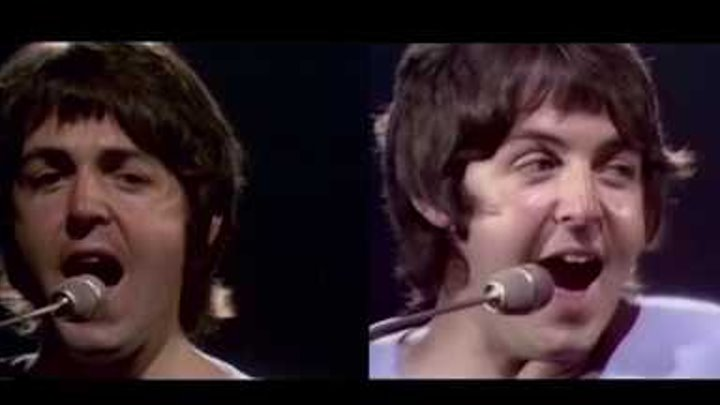 The Beatles - Revolution Takes 1 and 2 Split-screen