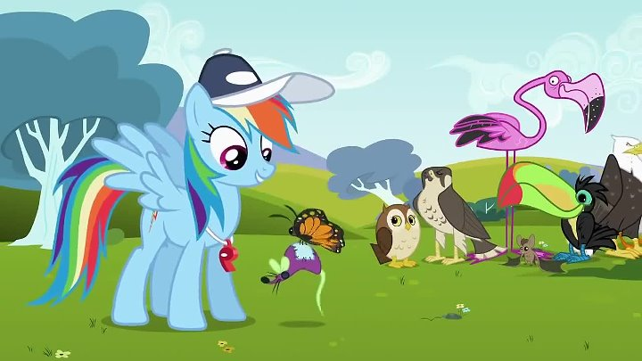 My Little Pony- Friendship Is Magic [7 серия, 2 сезон] 'May the Best Pet Win!' (russian fandub).mp4