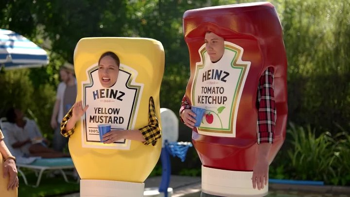 Heinz Ketchup Got a New Mustard - The BBQ