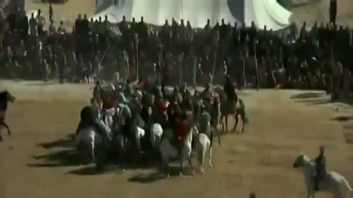 Buzkashi_fragm_-_Vsadniki_The_Horsemen_1971mp4