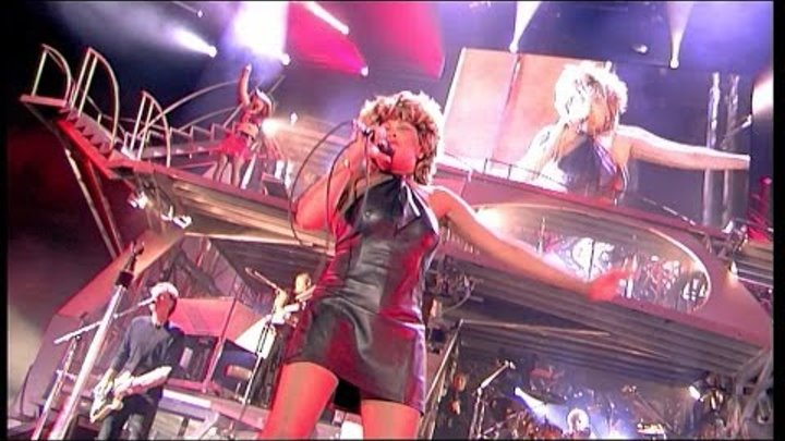 Tina Turner - (Simply) The Best - Live Wembley (HD1080p)