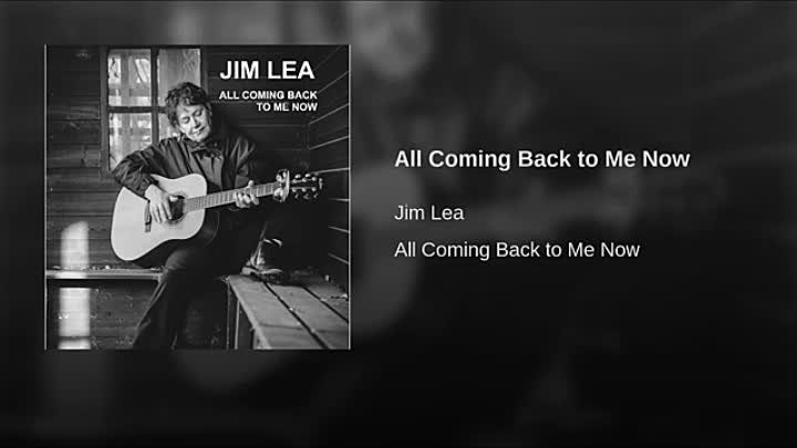 Jim Lea ( Slade) - All Coming Back to Me Now - 2018