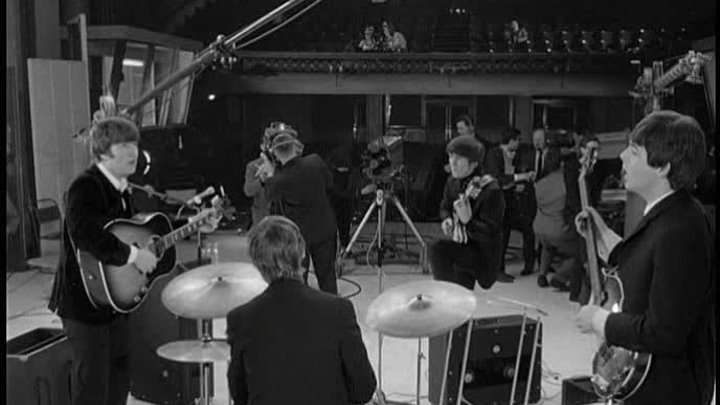 The Beatles - A Hard Day's Night+