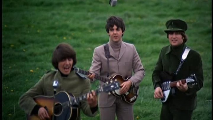 The Beatles - I Need You