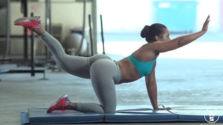 18 Year Old HOT Crossfit Superstar Suzanne Svanevik Is A Beast In The Gym! (MUST SEE)