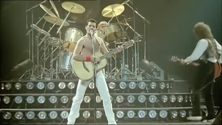 Queen - 1981 - Crazy Little Thing Called Love
