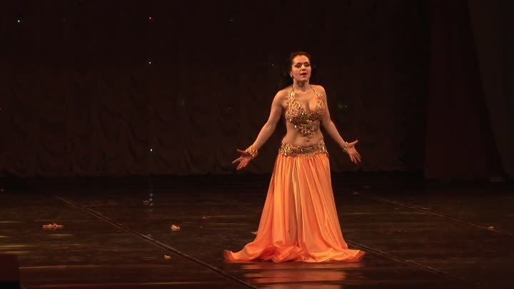 Festival Journey to the Orient 2014 - Anastasiya Osipchuk