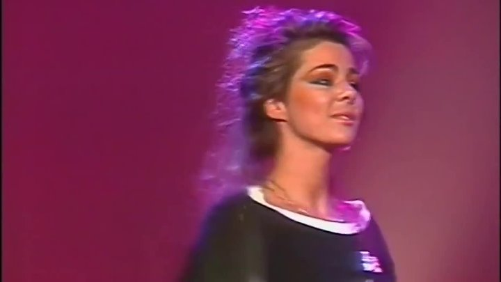 Sandra - Stop For A Minute (ZDF-Hitparade,1988)