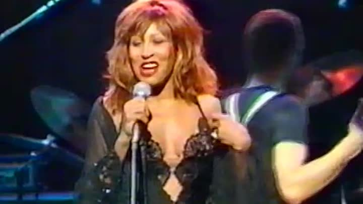 Tina Turner - Help Me Make It Through The Night