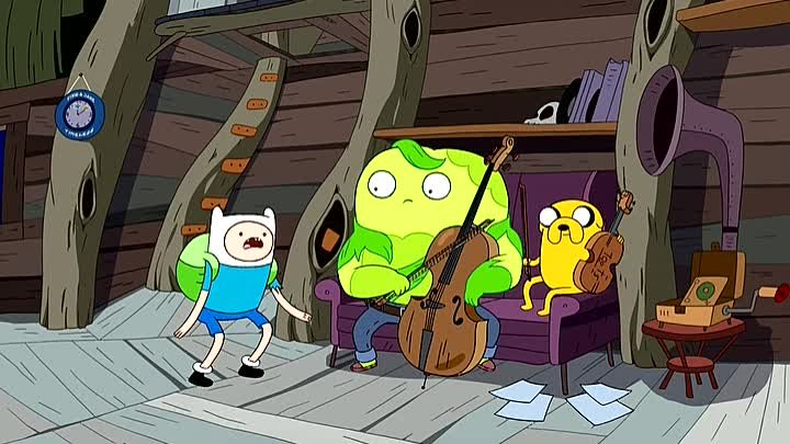 Adventure.Time.S01.E21. Донни (Donny)