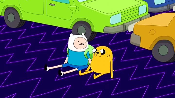 Adventure.Time.S04.E21. Кто победит (Who Would Win)