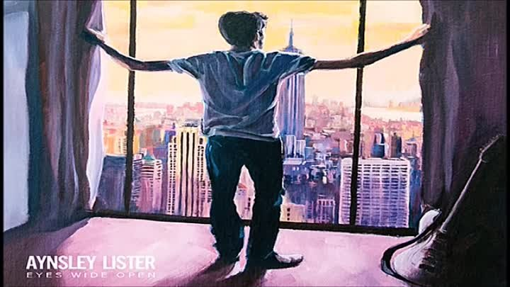 020-AYNSLEY LISTER - Won't Be taken Down