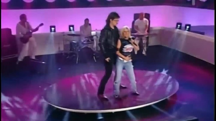 Samantha Fox & Gunther - Touch Me (I Want Your Body) (Live 2004)