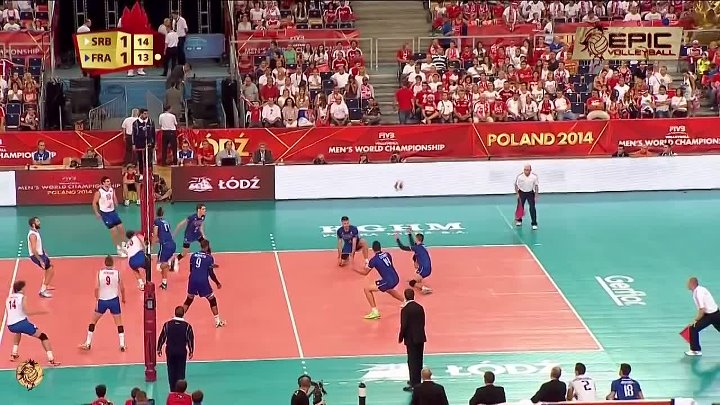 The best volleyball player in the world_ Srećko Lisinac