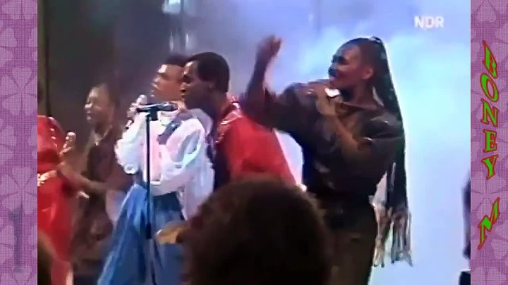 Boney M - Young, Free And Single 1985 (Long Version)