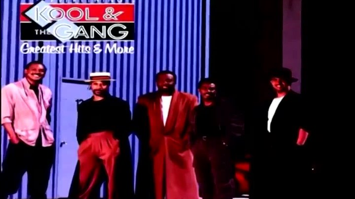 Kool & The Gang feat. JT Taylor - God's Country