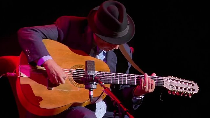 Leonard Cohen - I Tried to Leave You 2014